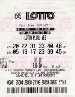 kupon lotto